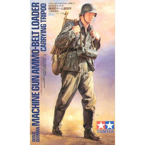 WWII German MG.Ammunition Belt Loader