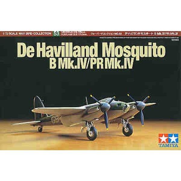 de Havilland Mosquito Mk.IV PR Mk.IV