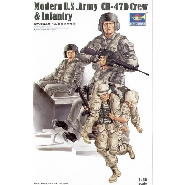 US Army Helicopter Crew 2003