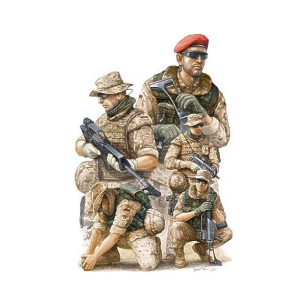 German ISAF in Afghanistan