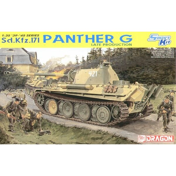 Panther G Late Production Sd.Kfz.171