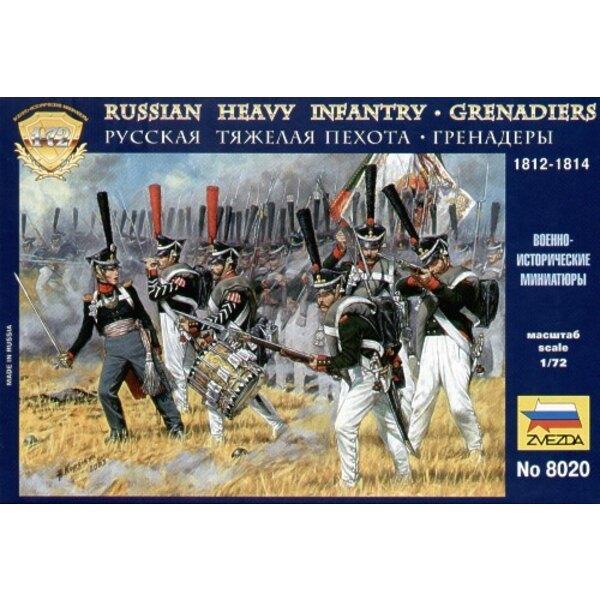 Russian Heavy Infantry