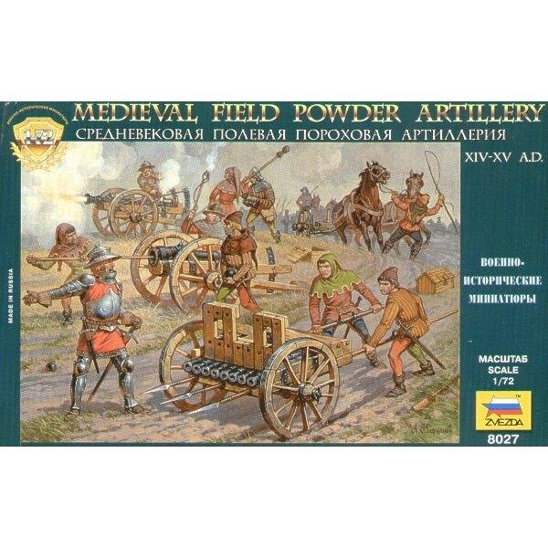 Medieval Field Powder Artillery