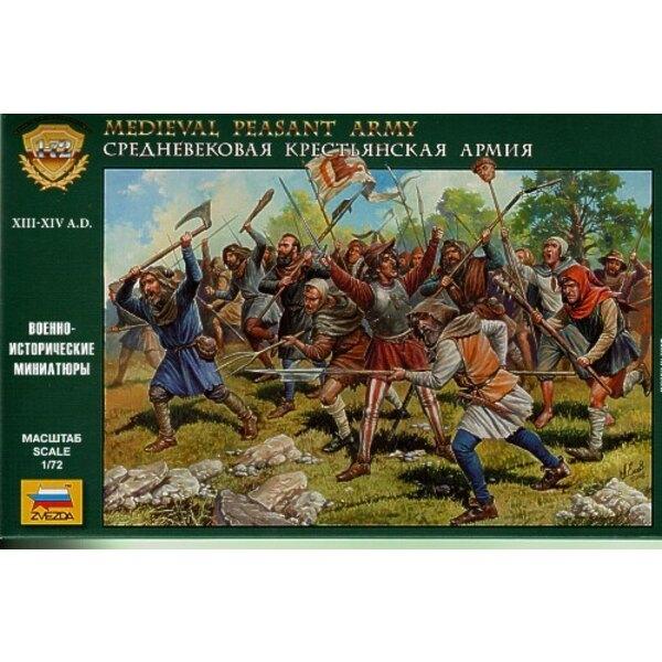 Medieval Peasant Army