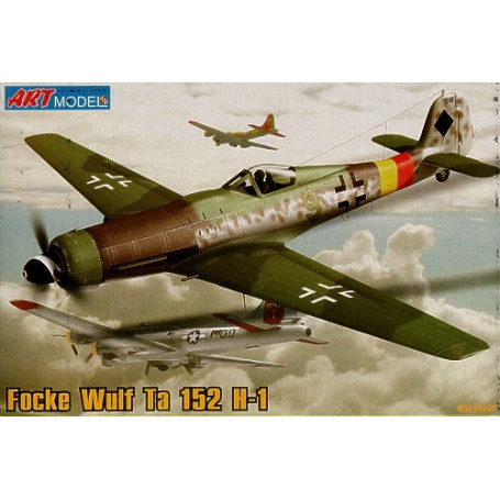 Focke Wulf Ta 152H-1