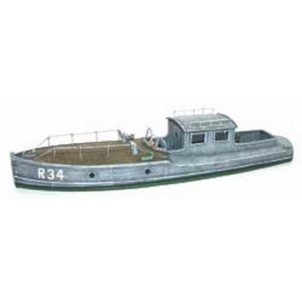 Command boat/launch