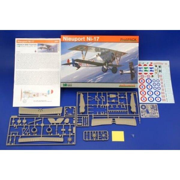 Nieuport Ni-17 PROFIPACK version