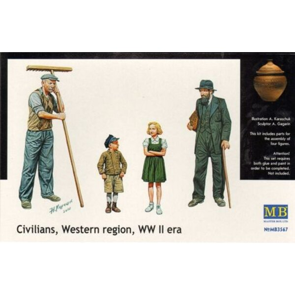 Peasants Western Europe WWII era