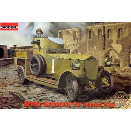 Armoured Car R-R 1914 Pattern