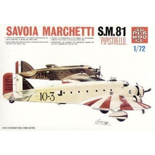 Savoia Marchetti S.M.81 1:72
