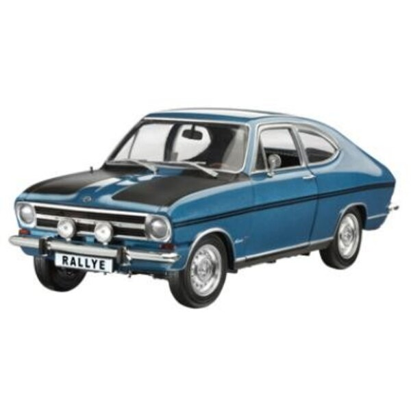 Opel Kadett B Coupe Blue 1:18