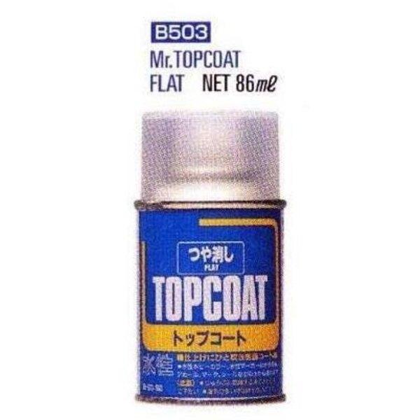 B503 Mr.Top Aerosol plano de revestimiento
