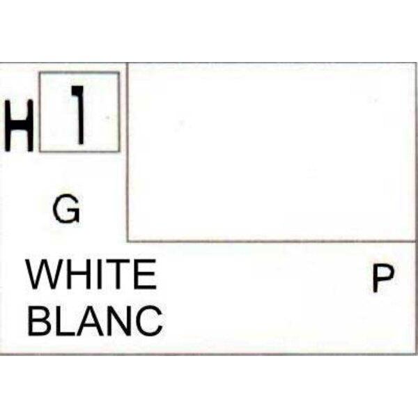 H001 Blanco brillante