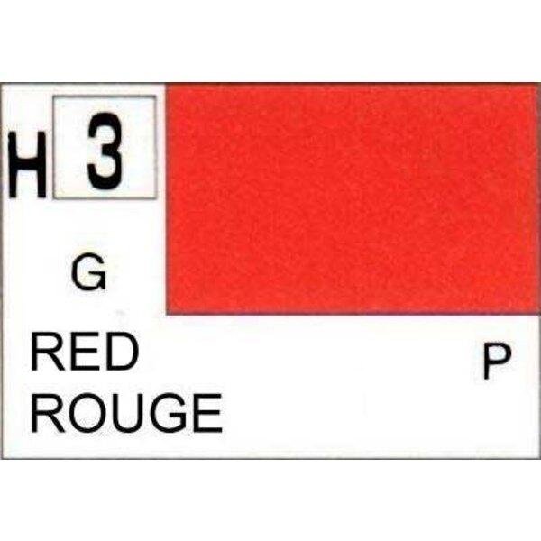 H003 Rojo brillante