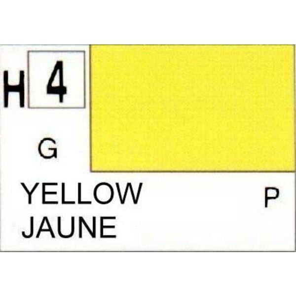 H004 Amarillo brillante