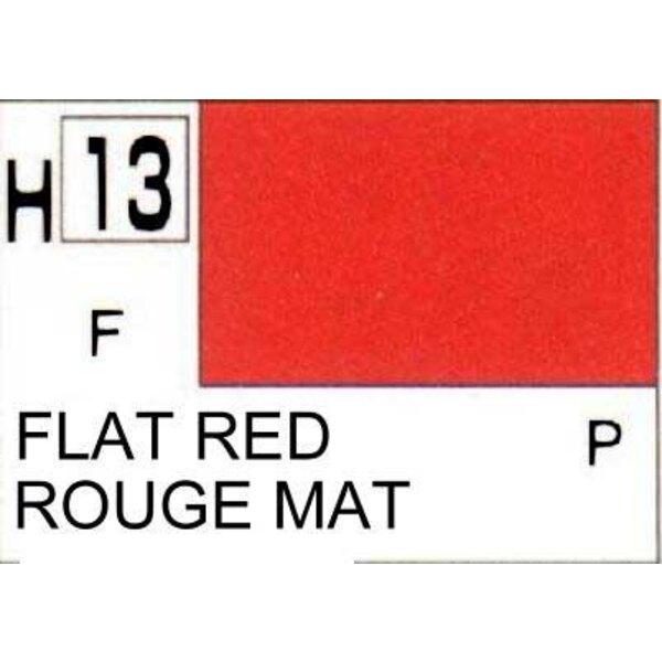 H013 Rojo mate