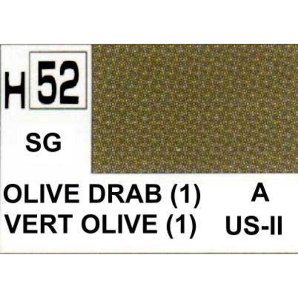H052 Verde oliva