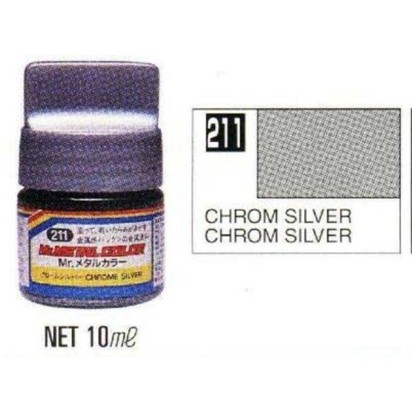 MC 211 Gris metal