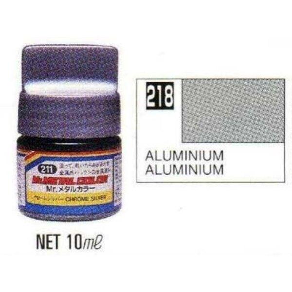MC 218 Gris metal