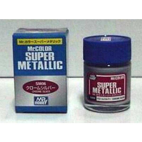 SM06 Mr.Super plata cromo