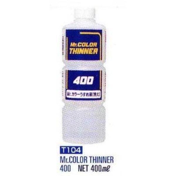 T104 Thinner 400 ml (16floz) Enamel