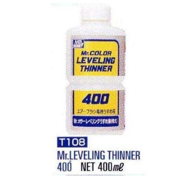 T108 Mr.color nivel del diluyente 400ml
