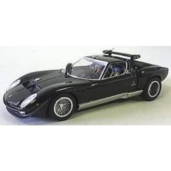 Lamborghini Jota Svr Black 1:43