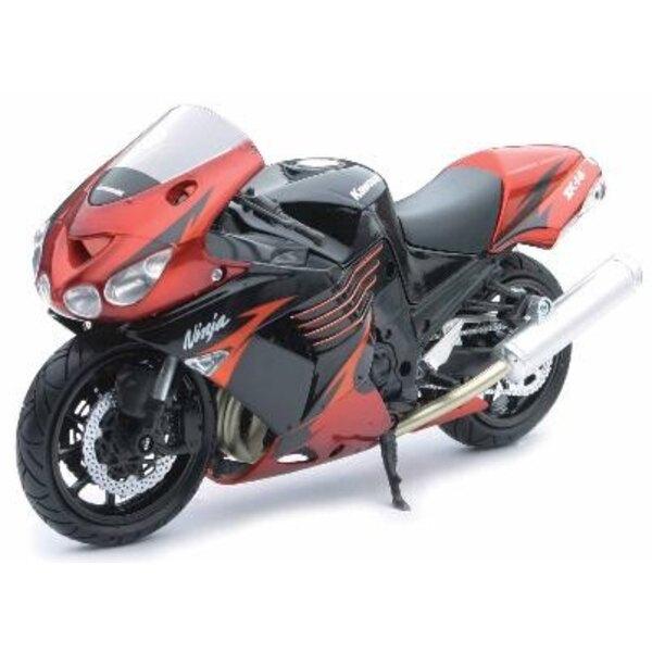 Kawasaki Zx 14 2008 1:12