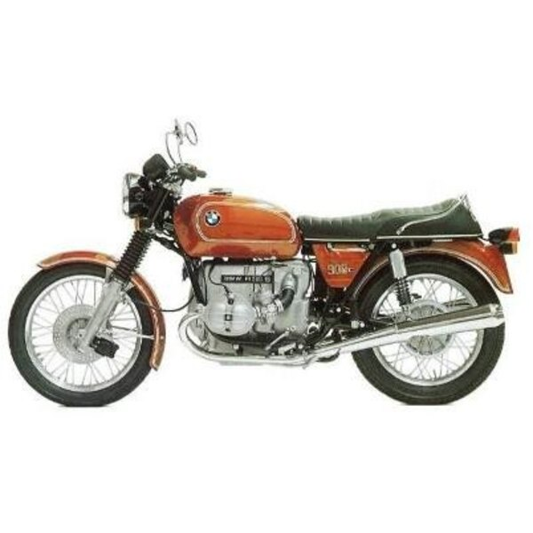 BMW R 90 6 1974 1:18