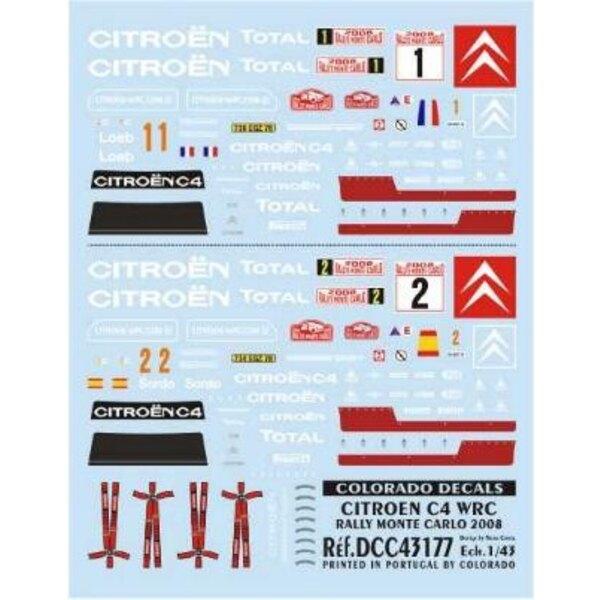 C4 Loeb-Sordo M.C.2008 1:43