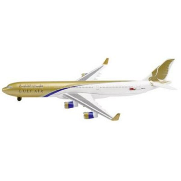 Gulf Air A340-300 1:600