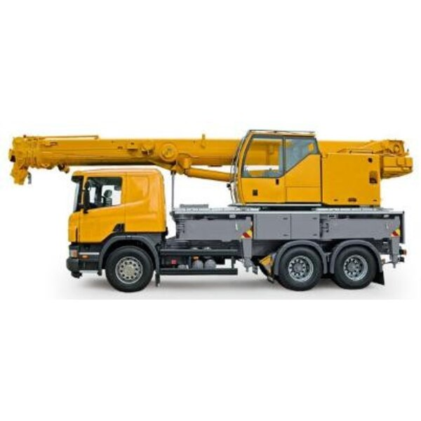 Telescopic Crane 1:87