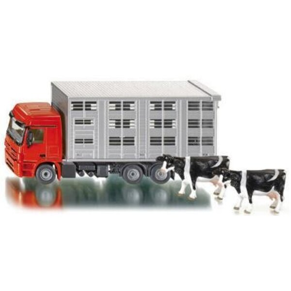 Cattle Truck with Cows 1:50