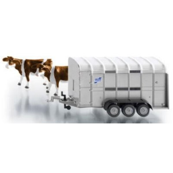 Cattle Trailer Ifor Williams 1:32
