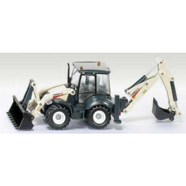 Back Hoe Loader 1:50