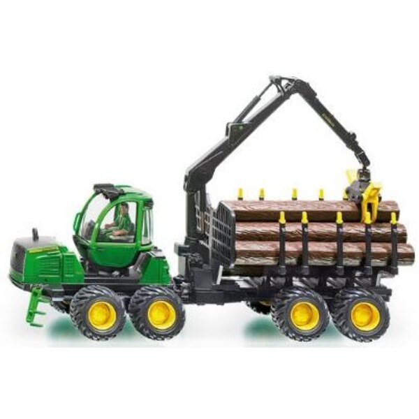 John Deere Forwarder 1:32