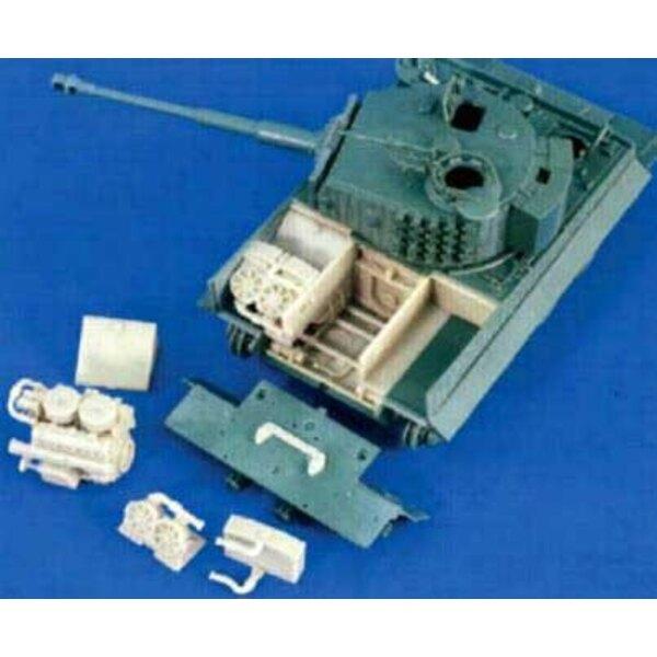 Tiger 1 Compartment 1:48