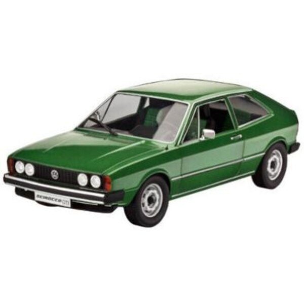 VW Sirocco Gti Green 1:18