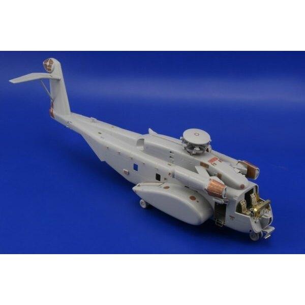 Sikorsky MH-53E Sea Dragon exterior (diseñado para ser ensamblado con maquetas de Revell)