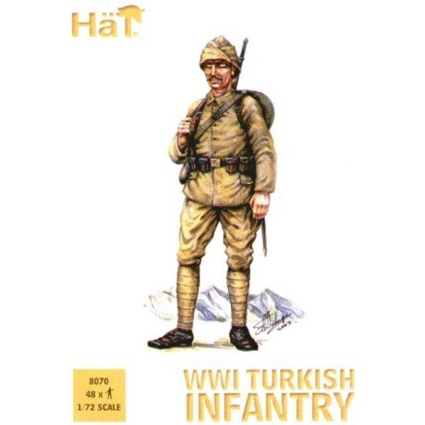 WWI Turkish Infantry