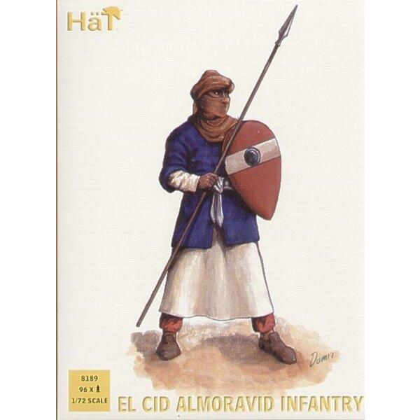 El Cid Almoravid infantry