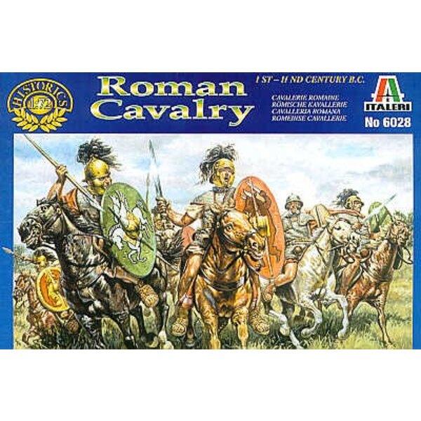 Caballería romana