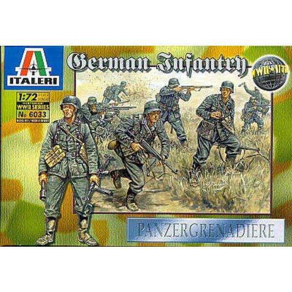 Infantería alemana 2 ª Guerra Mundial