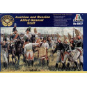 las guerras napoleónicas: estado mayor aliado
