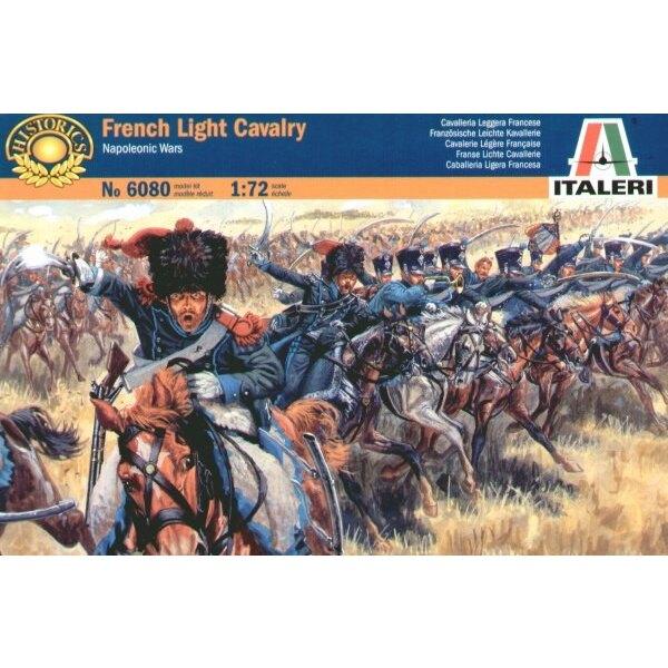 Caballería ligera francés de las guerras napoleónicas