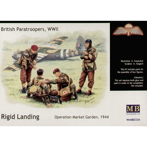 British Paratroopers 1944 Set 2