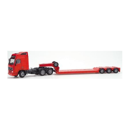 Volvo Fh16 Globetrot Xl low bed trailer 1:50
