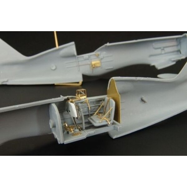 Dewoitine D.520 (designed to be used with RS Models kits)