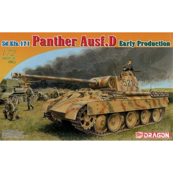 Pz.Kpfw.V Panther D Early Production Sd.Kfz 171
