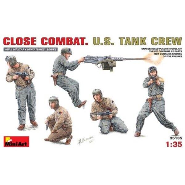 Close Combat U.S. Tank Crew